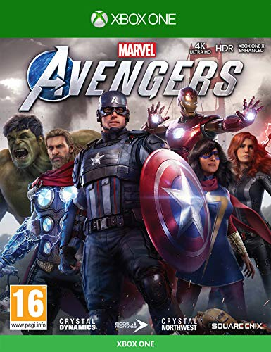 Marvel's Avengers with Iron Man Digital Comic (Exclusive to Amazon.co.uk) (Xbox One)