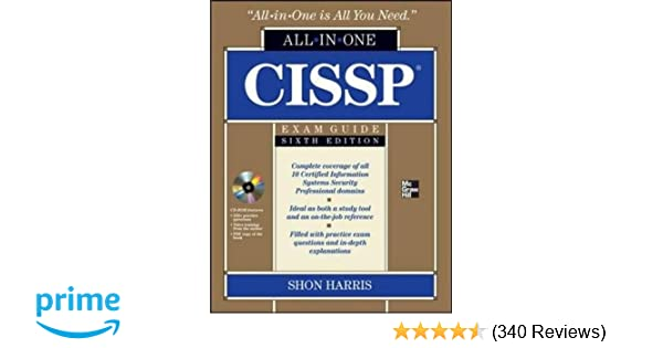 Amazon Com Cissp All In One Exam Guide 6th Edition 9780071781749