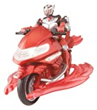 Kamen Rider Dragon Knight Deluxe Rider Set Dragon Knight with Dragon Cycle