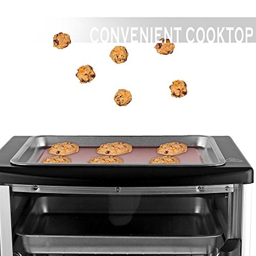 ... Oven BBQ Roaster Toaster Baking Oven For Bread Cake Meat Chicken