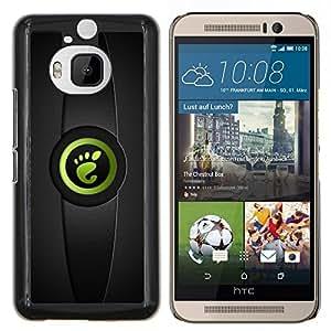 LECELL--Funda protectora / Cubierta / Piel For HTC One M9Plus M9+ M9 Plus -- Pierna --