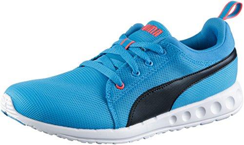 PUMA Carson Runner - Zapatillas para hombre azul claro
