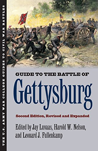 Guide to the Battle of Gettysburg: Second Edition, Revised and Expanded (U.S. Army War College Guides to Civil War Battles)