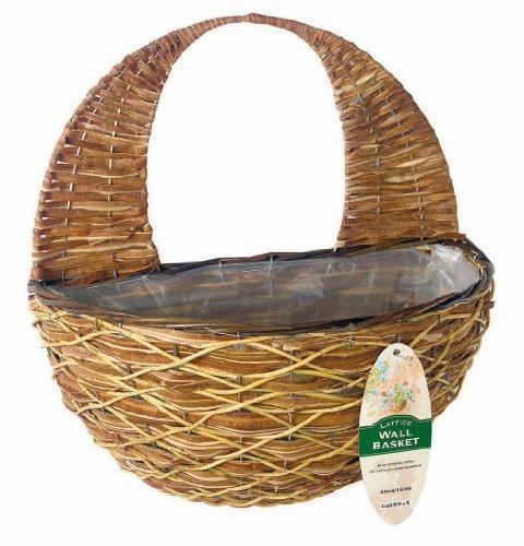 (Gardman R487 Lattice Hanging Wall Basket, 16