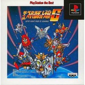 第 4 次 スーパー ロボット 大戦 s