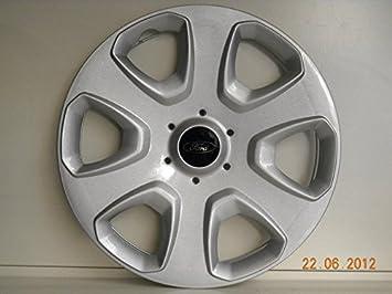 Juego de Tapacubos 4 Tapacubos Diseño de Ford Ka Desde 2009 r 14: Amazon.es: Coche y moto