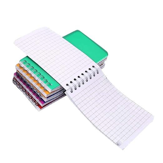 Cuaderno Diario Agenda para Escuela Oficina Trabajo: Amazon ...
