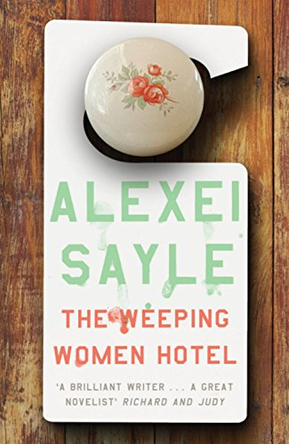 Book cover for Weeping Women Hotel