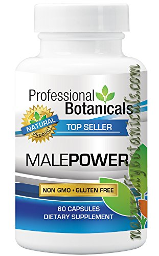 Professional Botanicals | Naturally Botanicals | Male Power