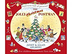 The Jolly Postman rides again with more real letters, and presents, too, in his Christmas postbag.This gorgeously illustrated, full-color classic celebrates a time before email with an interactive picture book full of real letters to read alo...