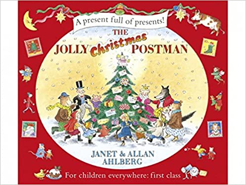 Image result for the jolly christmas postman cover