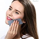 Makeup Mirror with Facial Oil Blotting Paper Sheets