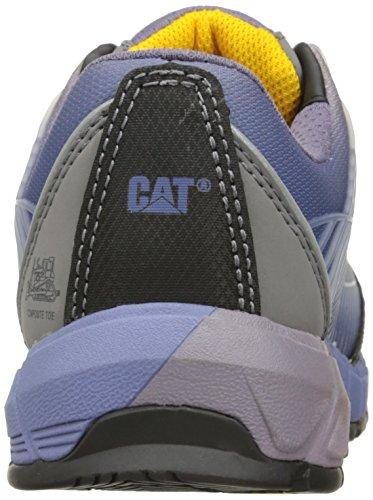 Purple Light Toe Work Comp Women's Shoe Caterpillar Array aY40PFW8