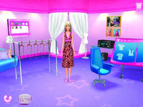 Barbie Fashion Show An Eye For Style Nintendo Ds Buy Online In Uae Video Game Products