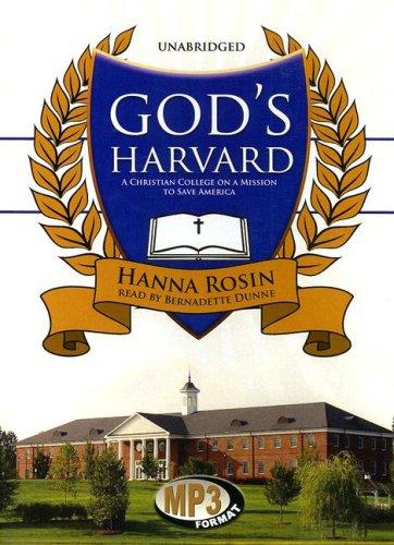 God's Harvard
