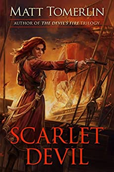 Scarlet Devil by [Tomerlin, Matt]