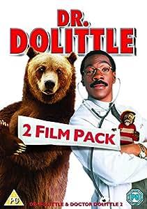 Doctor Dolittle [Reino Unido] [DVD]: Amazon.es: Eddie