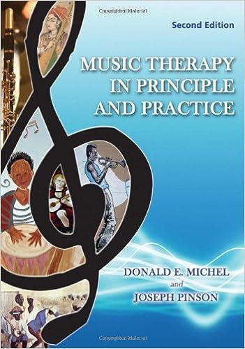 Music Therapy in Principle and Practice: Amazon.es: Donald E., Ph ...