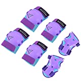 Best Elbow And Knee Pads - Bosoner Kids/Youth Knee Pad Elbow Pads for Rollerblade Review