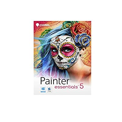 Corel Painter Essentials 5 For Mac And Windows