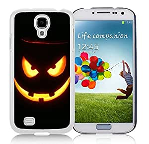 Popular Sell Design Samsung S4 TPU Protective Skin Cover Halloween White Samsung Galaxy S4 i9500 Case 1