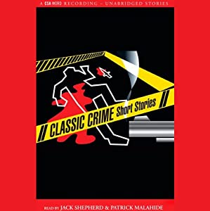 Classic Crime Short Stories Hörbuch