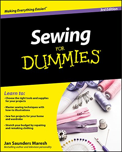 Sewing For Dummies ()