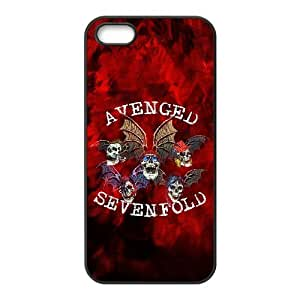 iPhone 5, 5S Phone Case Avenged Sevenfold F5O7451