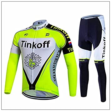 Men s 2017 Winter Thermal Fleece Road Cycling Race Breathable Long Sleeve  Cycling Jersey and Cycling Tights 1d080f794