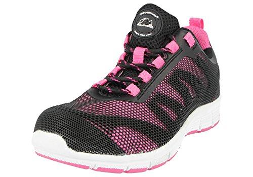 Groundwork adulto Blk Da Scarpe Unisex Gr95 pink Tennis rXTYArq