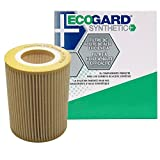 2003 bmw 325i oil filter - ECOGARD S5247 Cartridge Engine Oil Filter for Synthetic Oil - Premium Replacement Fits BMW 325i, X5, 325Ci, X3, 330Ci, 528i, 530i, Z3, 328i, 525i, 325xi, 323i, 330i, Z4, 330xi, 323Ci, 328is, 328Ci