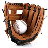 FREAHAP R Baseball Glove Outfield Pitcher's Glove Faux Leather Outfielder Glove Left Hand Glove