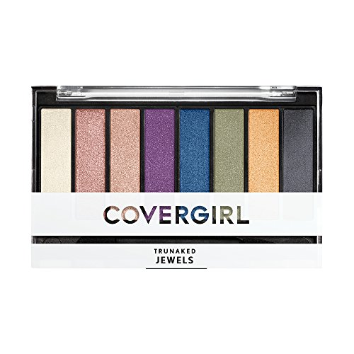 Cover Girl Color Match (COVERGIRL truNAKED Eyeshadow Palette (packaging may vary))