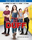 The Duff [Blu-ray + DVD + Digital HD]