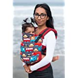 Tula Ergonomic Baby Carrier - Look For Helpers - Standard/Baby