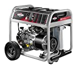 5000 Watt Portable Generator - Briggs & Stratton 30681 5000 Running Watts/6250 Starting Watts 389cc Gas Powered Portable Generator