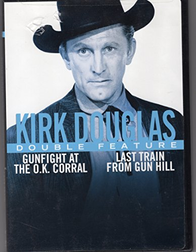 Kirk Douglas: Double Feature, Gunfight at the O. K. Corral; Last Train from Gun Hill