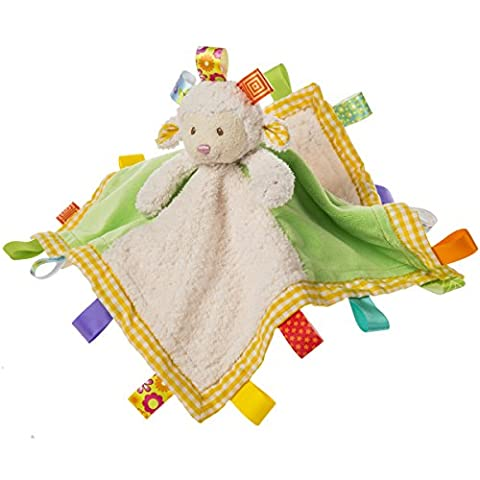 Taggies Sherbet Lamb Character Blanket (Animal Baby Blankets For Girls)