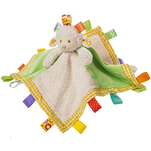 Taggies Sherbet Lamb Character Blanket by Taggies