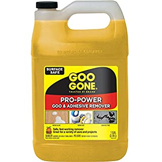 Goo Gone Pro-Power - Professional Strength Adhesive Remover - 128 Fl. Oz.