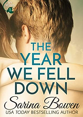 book cover of The Year We Fell Down