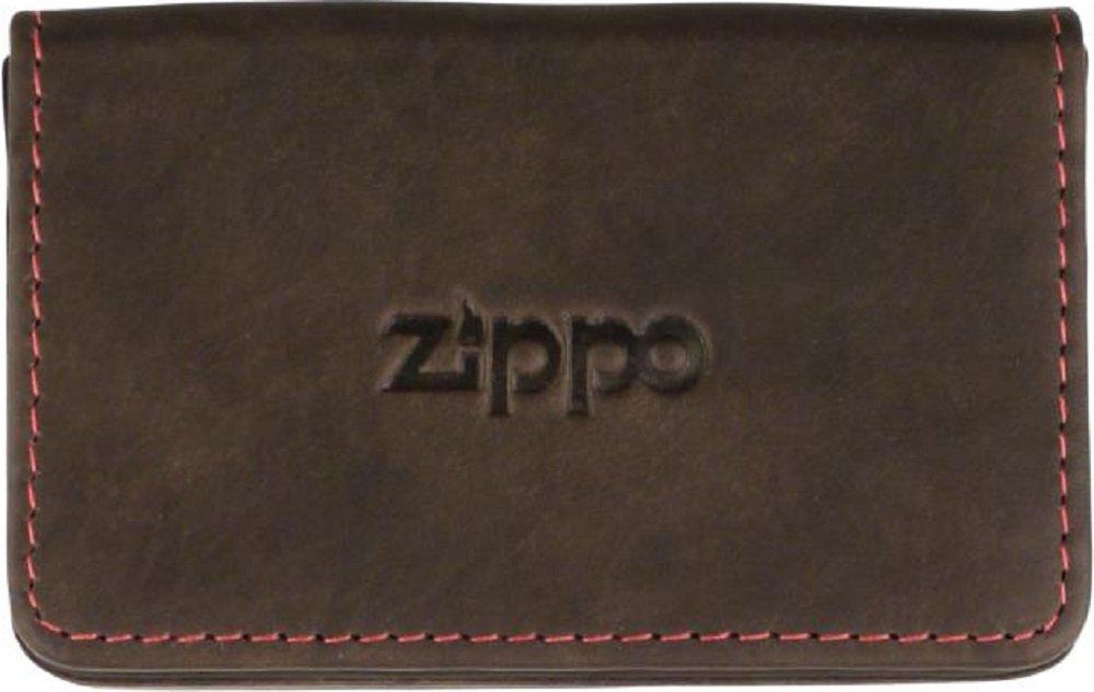Zippo Porta carte di credito, Mocha (Marrone) - 2005141