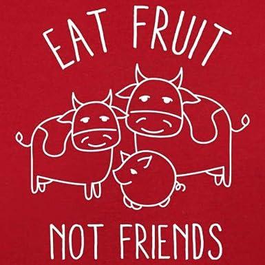Fruit Not Friends Baby T-Shirt 8 Colours 3-24 Months