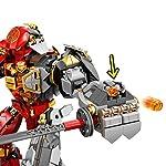 LEGO-NINJAGO-Mech-Pietra-Fuoco-Figura-dazione-Ninja-71720