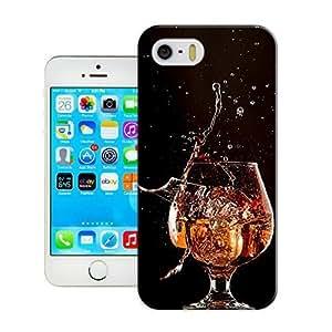 New Fashion Case Customizable Cup Dockable bone case cover for iphone 5c Nc9sWU1uTnX 5c numerous - Retail - orange concern