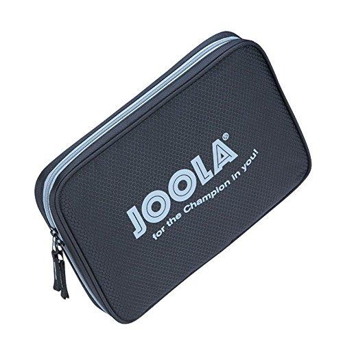 Joola Bat Cover Focus TT–Funda de Raqueta, Color Negro/Gris JOOA5|#JOOLA 80083