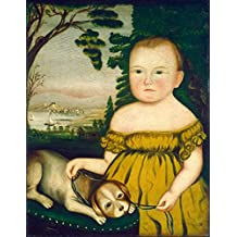 Artist: Abram Ross Stanley   Painting: Joshua Lamb   Date: 1842   Vintage Fine Art Print