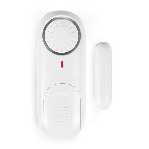 VeKa - Detector de Apertura de Puerta o Ventana 85 db con Pilas: Amazon.es: Electrónica