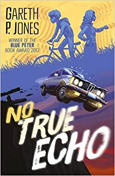 No True Echo by Gareth P. Jones (2015-01-01)
