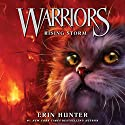 Rising Storm: Warriors, Book 4 Audiobook by Erin Hunter Narrated by MacLeod Andrews